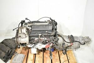1994 Corvette Lt1 Engine 5 7 With Automatic Transmission Drop Out 74k Aa6644