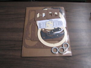 Wisconsin Engine Gasket Set Q41a For Tjd Read Ad