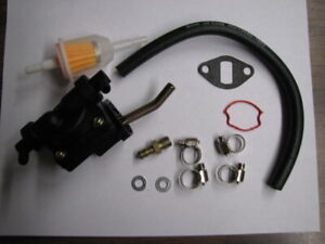 New Fuel Pump Kit For Wisconsin Tjd Thd Tfd Tf Read Ad
