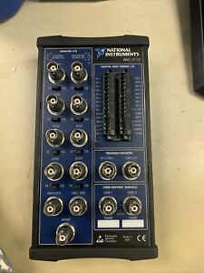 National Instruments Bnc 2110 185124c 01 Connector Breakout Box