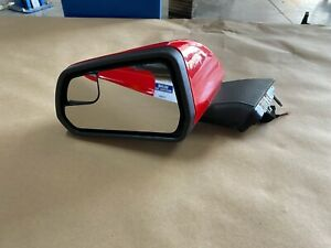 2015 2019 Ford Mustang Gt Lh Driver Side Mirror Race Red Oem