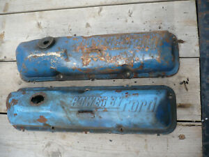 Power By Ford Valve Covers Fe 352 360 390 406 427 428 Big Block