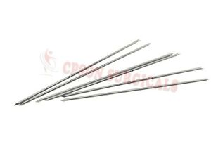 Orthopedic Double Ended K Wire Ss Surgical Instrument Length 9 Inch