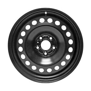 09134 New Compatible Steel Wheel 17x7 Fits 2014 2020 Jeep Cherokee