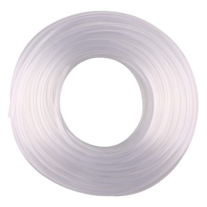 Clear Plastic Tubing 100 Ft Roll 3 8 Id X 1 2 Od Flexible Vinyl Hose Bpa Free