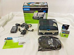 Dymo Labelwriter 450 Twin Turbo Label Thermal Printer W 5 Rolls Of Labels