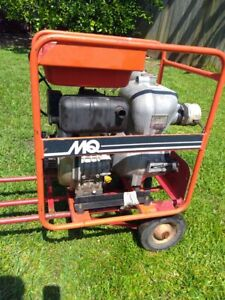 Multiquip Trash 3 Pump Diesel Yanmar Engine
