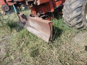 Ditch Witch R40 Back Fill Blade 64 X 13 P n 301 119
