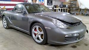 07 08 Porsche Cayman Boxster S 3 4l M97 21 Engine motor Assembly Video Tested