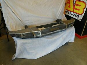 Jeep Cherokee Xj Only Diy Weld Up Kit Front Winch Bumper