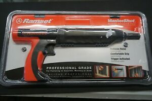 Ramset Master Shot Powder Actuated Tool Brand New