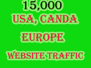 Targeted Adsense Safe High Quality Web Traffic From Usa Canada Europe