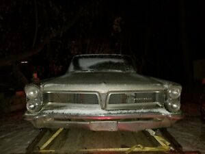 1963 Pontiac Strato Chief 4dr Sdn Star Parting Out This Auction Is For 1 Wheel