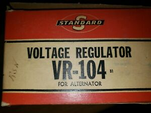 Nos Standard Vr 104 Voltage Regulator