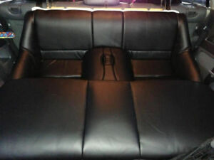 1993 5 1996 Toyota Supra Mk4 Mkiv Replacement Rear Leather Seat Covers Black