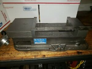 Kurt Anglock 6 Milling Machine Vise W Jaws Handle d675