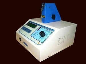 New Lumbar Cervical Traction Model Dyno Trac Lcd Display Pain Therapy Machine