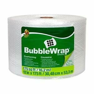 Brand Bubble Wrap Roll Original Bubble Cushioning 12 X 175 Perforated Ever