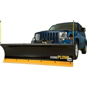 Meyer Home Plow Electrically Powered Plow Auto Angling System Wireless Co