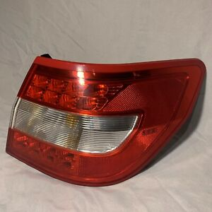 2006 2007 2008 2009 Lincoln Zephyr Mkz Tail Light Right Pass Side