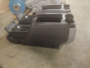 Ford F150 Floor Center Console W Storage Cup Holder New Free Shipping