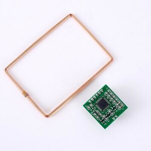 Rfid Wireless Reader 134 2khz Em4305 Uart Contactless Controller W Antenna