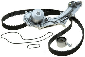 Engine Timing Belt Kit With Water Pump Acdelco Pro Fits 96 98 Acura Tl 3 2l v6