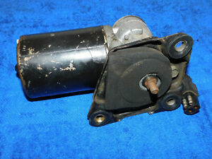 1971 1973 Mustang Fastback Coupe Convertible Cougar Orig Windshield Wiper Motor