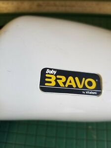 New Old Stock Unboxed Baby Bravo Vitaloni Side view Mirror 5 2 x3 5 Glass