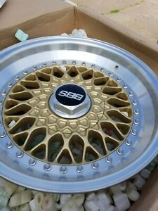 Bbs 3 Piece Rs026 Gpk Wheel 16x10 Et36 Corvette Made In West Germany