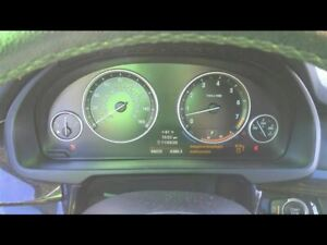 Speedometer Cluster Analog With Multifunction Display Fits 14 18 Bmw X5 889883