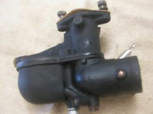 Model A Ford Zenith Holley Carburetor Double Venturi Ve Ar 1928 Rebuilt Cd