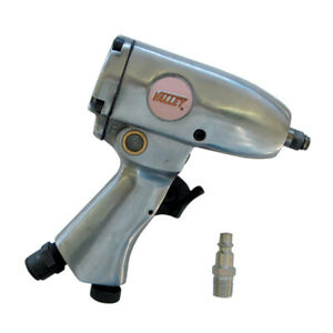 Pistol Type 3 8 Air Impact Wrench Ratchet Wrenches 120 Ft lbs