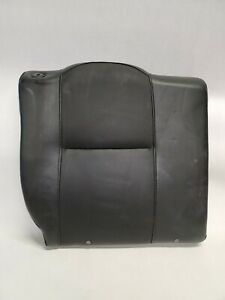 02 03 04 05 06 Acura Rsx 2 0l Rear Right Seat Top Portion Black 82121 s6m a13z