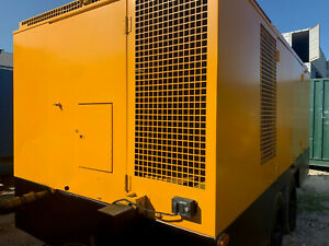 1600cfm Atlas Copco Portable Diesel Air Compressor