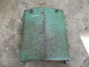 John Deere 3020 4020 Used Front Nose Panel Assembly Antique Tractor