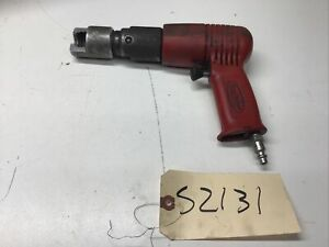 Used Florida Pneumatic Air Chisel Hammer 1010 Made In The Usa