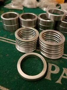 Assortment Of Mortise Cylinder Spacer Rings