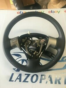 2009 10 11 12 13 Toyota Corolla Steering Wheel Leather Oem