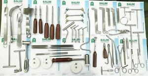 Large Fragment Set Surgical Veterinary Orthopedic Instruments