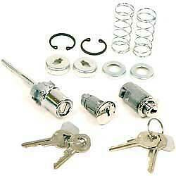 60 66 Chevy Gmc Truck Outside Exterior Outer Door Ignition Glovebox Lock Set