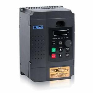 Variable Frequency Drive 220v 2 2kw 3hp 12a Vfd Inverter Frequency Converter