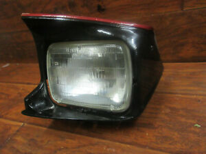 Ford Probe 1989 1990 1991 1992 Left Driver Headlight Assembly