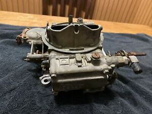 Oem Pickup Truck Holley Carburetor 4 Barrel List 1850 4 0852