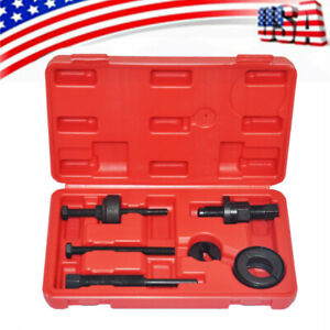 Pulley Puller Installer Tools For Ford Etc Most Cars Power Steering Repair Tools
