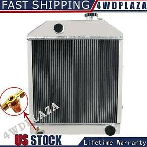 C7nn8005h Radiator Ford New Holland 2000 2600 3000 3100 3500 4000 4100 Tractor