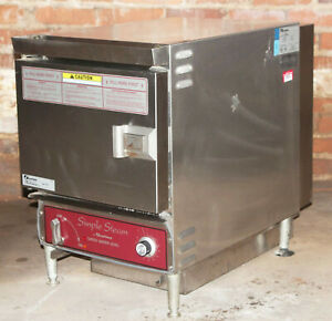 Southbend Simple Steam Ez 3 Commercial Electric Steam Oven Steamer W Manual Ez3
