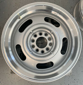 Rev Aluminum Rally Wheel Pair 17 X 7