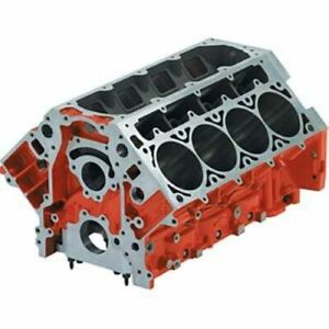 Gm Performance Parts 19417352 Lsx376 Production Engine Block For Chevy New