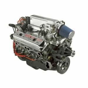 Gm Performance Parts 19417619 Ram Jet 350 Crate Engine For Chevy Small Block New